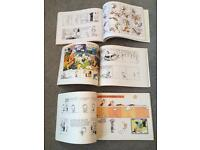 Calvin and Hobbes 3 annuals