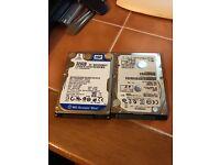 320gb 2.5 sata hard disk