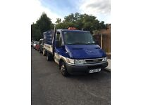 Ford Iveco tipper 2005