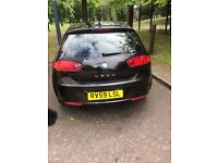 Seat Leon, MOT: till March 18. Perfect condition, Almost new. CAT D. One Owner.
