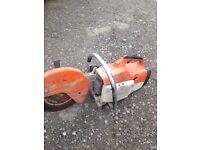 Petrol stihl saw