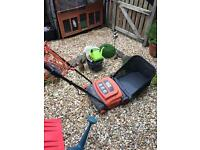 Black and decker scarifier