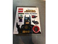 Lego super hero batman visual Dictionary