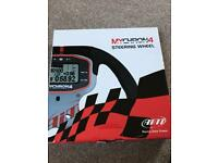 BRAND NEW- AIM Mychron 4 steering wheel RRP £132