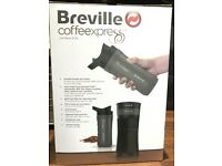 Breville Coffee Express VCF050 2 Cups Coffee Maker (Black) + Coffee Filters (100)