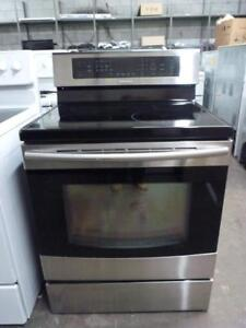 109- Cuisinière SAMSUNG à Induction Stove  Oven