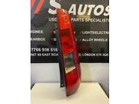 2002-2005 FORD FIESTA MK6 DRIVER REAR TAIL LIGHT LAMP OSR 2 DOOR