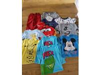 Bundle of kids clothes 2 - 4 years