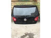 Volkswagen Golf Mk5 black 5dr doors and tailgate for sale £60
