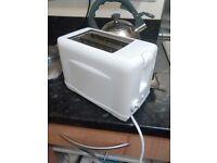 Toaster / white