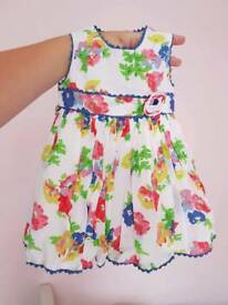 3-6m baby girl dress George