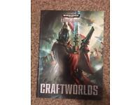 Warhammer 40,000 (40k) Craftworlds codex (7th edition)