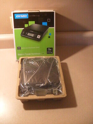 New Dymo M5 Digital 5 Lb. Postal Package Scale