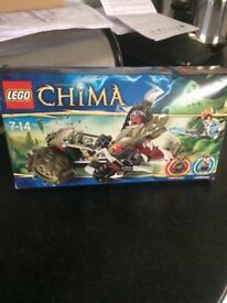 Lego Chima Crawleys Claw Ripper
