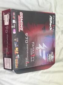 Fatal1ty ASRock gaming motherboard