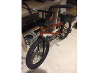 Custom BMX bike wethepeople, federal and primo