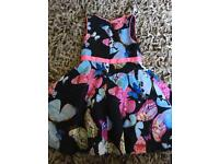 Girls Ted Baker Dress