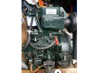 Volvo penta 9hp deisl inbord and borg gear box