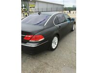 quick sale matt black 730li bmw cheap 7 series