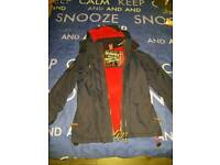 2 xsmall mens superdry jacket