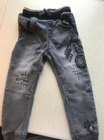 Little boys next jeans 3-4
