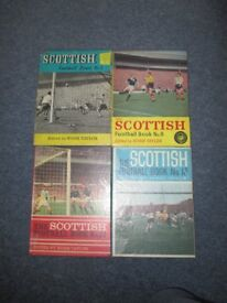 SCOTTISH FOOTBALL BOOK'S (Edited by Hugh Taylor)