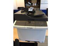 Lexmark CX310dn A4 Colour Multifunction Laser Printer