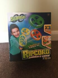 Ripcord Launch and Catch