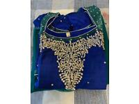 Indian/Pakistani party wear salwar suit