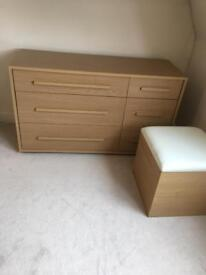 Next chest of drawers and storage unit