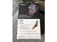 Zoom H1 Recorder. Best and brand new. Boxed.