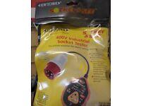 Socket & See SOK 60/16HD Mains Socket Tester 16A 400V ac