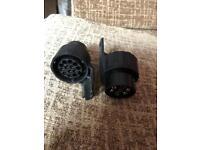 13 pin towbar adapter