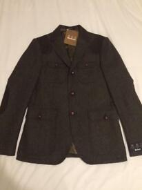 Men's Barbour Tweed Jacket NEW