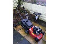 Mountfield Hand propelled 185hp lawn mower