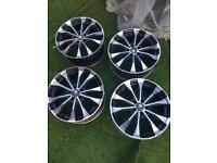 "17""diamond alloys"