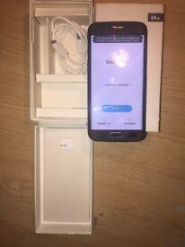 Unlocked Samsung s6 Edge. Mint condition. 64gb