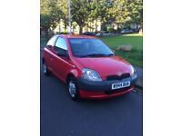 Toyota Yaris 1.0 Petrol 3-Door Great Condition