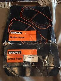 Brake Pads HBP318 Astra, Cavalier, Vectra, Calibre