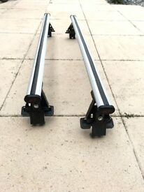 Citreon DS Roof Bars Rails