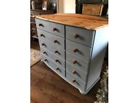 Refurbished Solid Pine Chest of Drawers/Dresser (Can Deliver)
