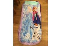 Frozen ready bed good condition used twice