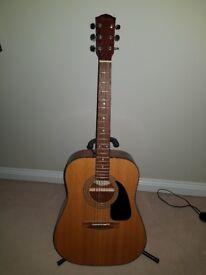 Fender DG-8S acoustic guitar