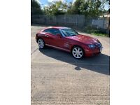 Chrysler, CROSSFIRE, Coupe, 2006, Manual, 3199 (cc), 2 doors