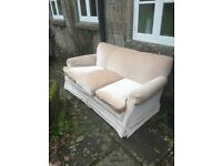 For Sale 3 Seater sofa and arm chair