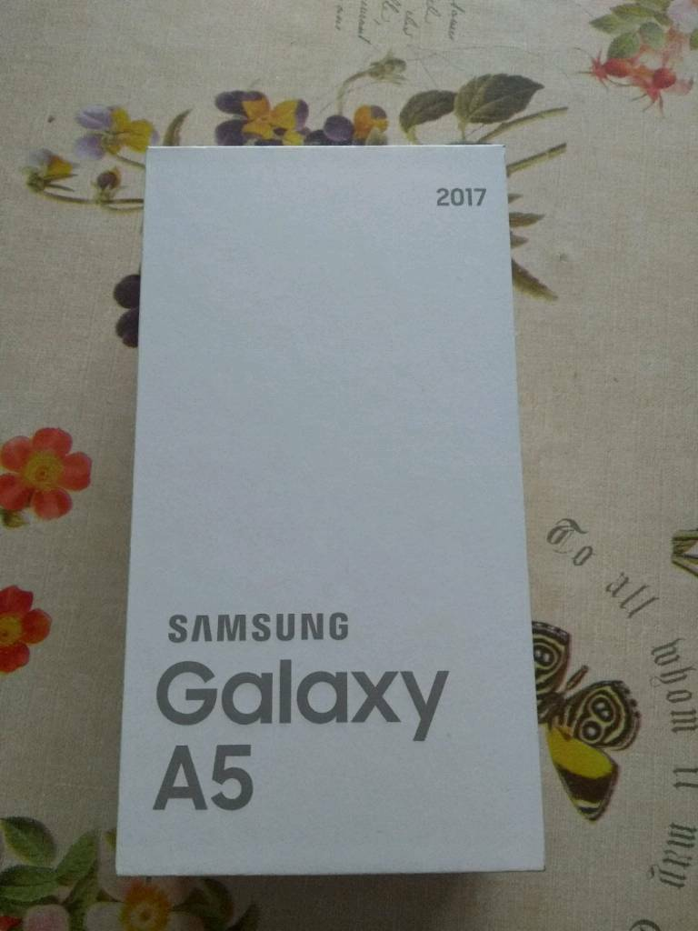 Samsung galaxy A5 new!!