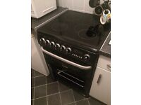 Eltric cooker black good condition works perfect 60cm