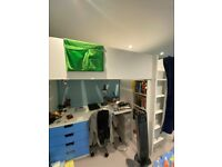 Ikea cabin bed for sale