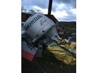 Honda bf130a outboard