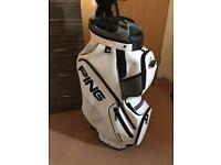 Golf Bag - Ping DLX - New and Unused